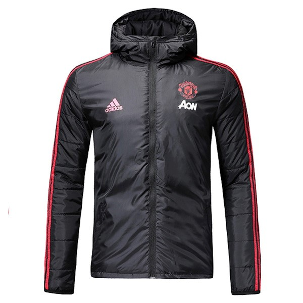 Chaqueta Abajo Manchester United 2018-2019 Noir