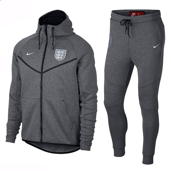 Survetement Foot Angleterre 2018 Gris