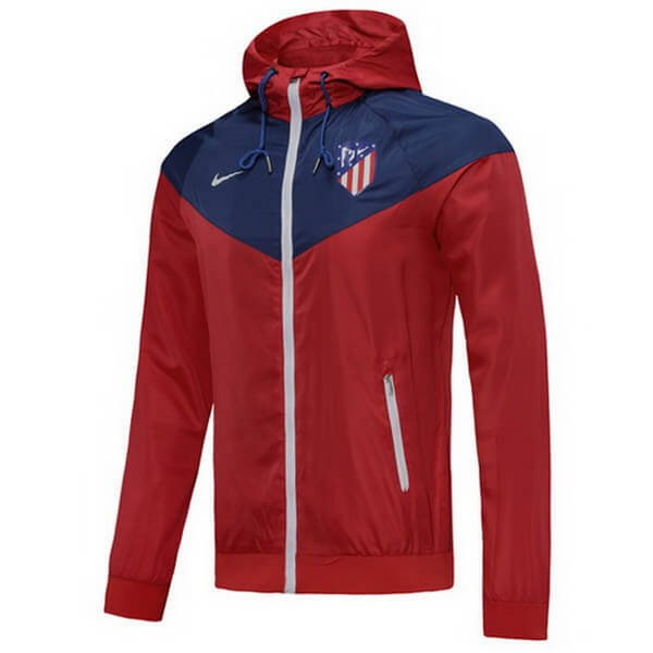 Coupe Vent Atletico Madrid 2020 2021 Rouge