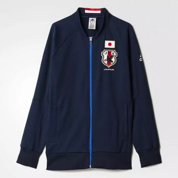 Veste Foot Japon 2017 Bleu
