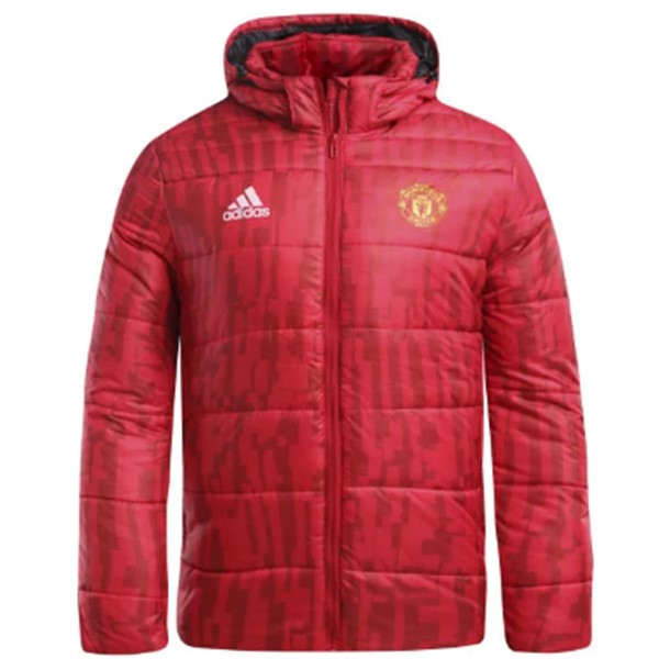 Veste Foot Manchester United 2017 2018 Down Rouge